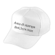 Cappellino ciclista in cotone (50pz)