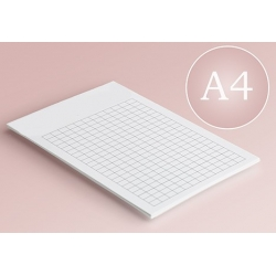 Block notes A4 (2gg)