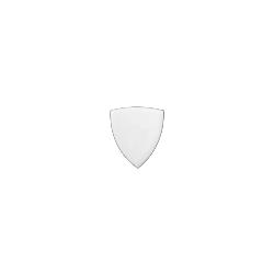 Adesivi stemma 4 X 4,5 cm (7gg)