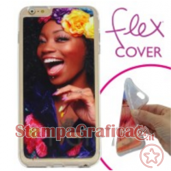 Cover morbida personalizzata Iphone 6 Plus
