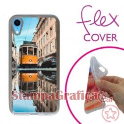 Cover morbida personalizzata Iphone Xr