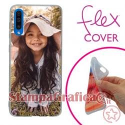 Cover morbida personalizzata Samsung A50
