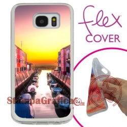 Cover morbida personaliz. Samsung S7 EDGE
