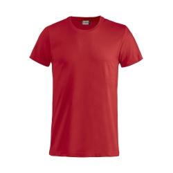 T-Shirt Bimbo Cotone Rosso