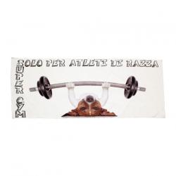 Asciugamano Da Palestra In Microfibra 30x80