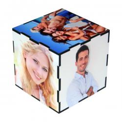 Cubo portafoto
