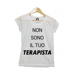 Maglietta Non sono il tuo terapista