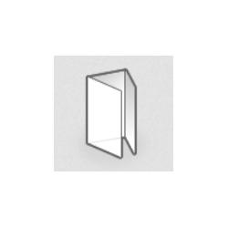 2 pieghe 3 ante 9,8X9,8 (7gg)