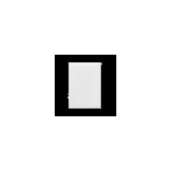 Buste DIN C4 bianco e nero 22,9 x 32,4 cm (7gg)