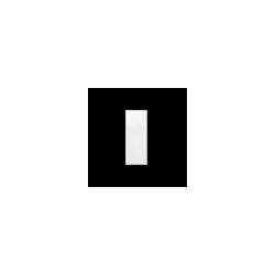 Adesivi DIN A6 lungo 7,4 x 21 cm (7gg)