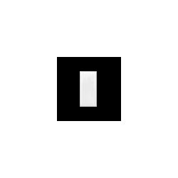 Adesivi DIN lungo 9,8 x 21 cm (7gg)