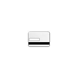 Tesserini con banda magnetica e area per la firma (10gg)