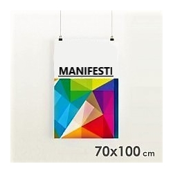 Manifesti 100g 70x100 (2gg)
