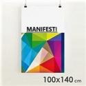 Manifesti 120g 100x140 (5gg)