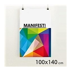 Manifesti 140g 100x140 (5gg)